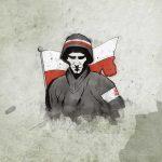 """VIII edycja Ogólnopolskiego Konkursu """"Żołnierze Wyklęci – Bohaterowie Niezłomni"""". W trosce  o patriotyczne wychowanie młodzieży."""