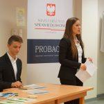 """14 maja br. uczestniczyliśmy w Ogólnopolskiej Konferencji Naukowej """"Młodzi Przestępcy – aspekty prawne i psychologiczne""""."""