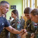 Specjalistyczne szkolenie WSKiP dla młodzieży klas mundurowych