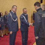Inauguracja roku akademickiego w Uczelni Służby Więziennej