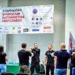 Wykładowcy WSKiP szkolą w trakcie Ogólnopolskiego Sympozjum Ratownictwa Medycznego