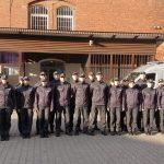Studenci WSKiP z wizytą w Zakładzie Karnym w Wołowie
