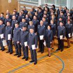 Uroczyste zakończenie szkolenia w korpusie chorążych