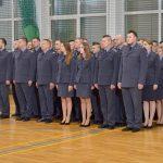 Inauguracja szkolenia zawodowego w korpusie chorążych