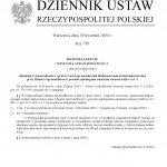 KOMUNIKAT W SPRAWIE ZAPOBIEGANIA ROZPRZESTRZENIANIU SIĘ WIRUSA SARS-CoV 2 wśród społeczności Wyższej Szkoły Kryminologii i Penitencjarystyki w Warszawie